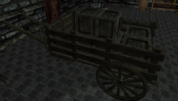 Haycart(without hay)
