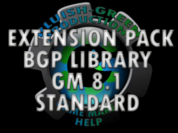 BGP Library Extension Pack GM 8.1 Standard