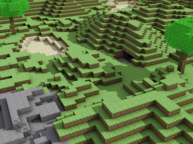 Minecraft to .obj (Windows)