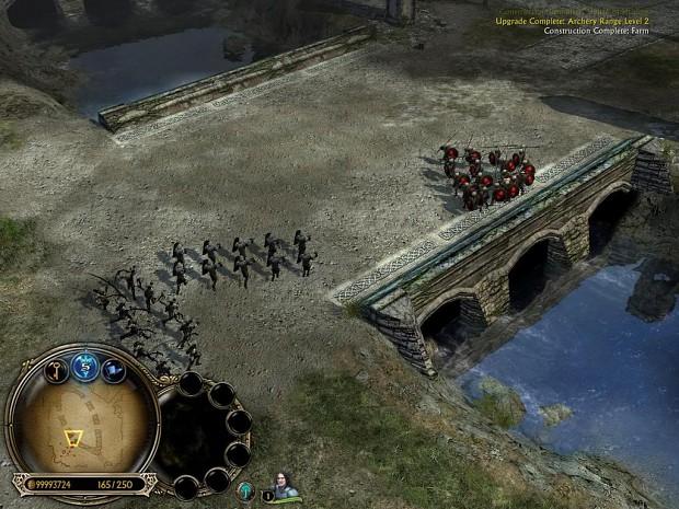 Battles of Gondor RotWK v4.0