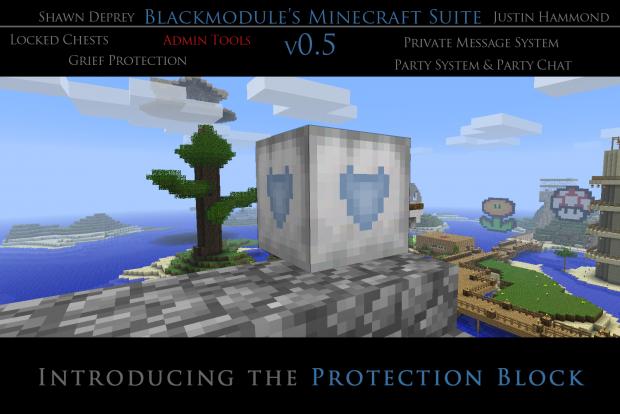 Blackmodule's Minecraft Suite v0.5.4 For Windows