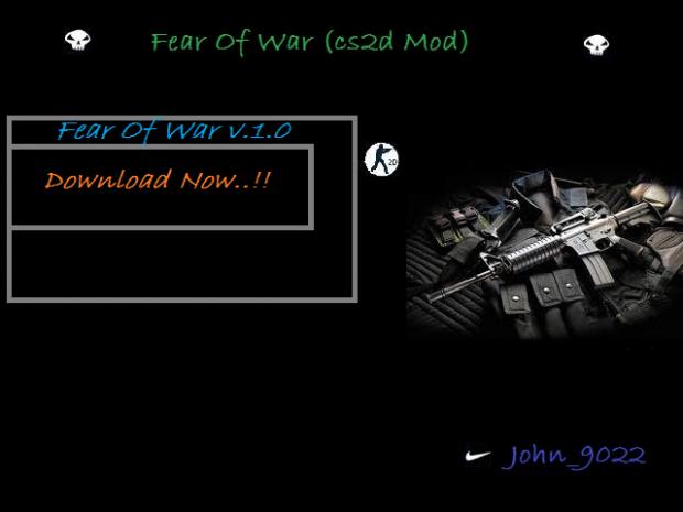 Fear of  War V.1.0