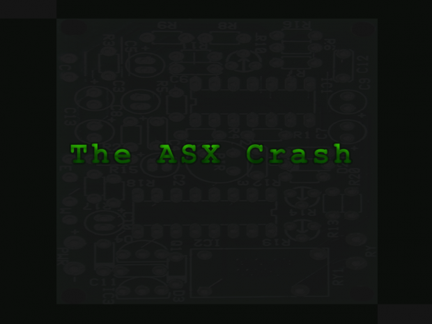 The ASX Crash