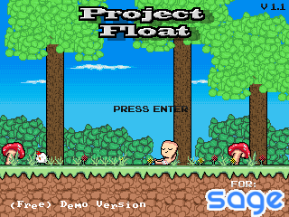 Project Float Demo V 1.1 (PC)