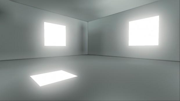illuminate lighting the room