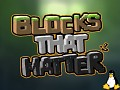 Blocks That Matter - Playable Demo Linux