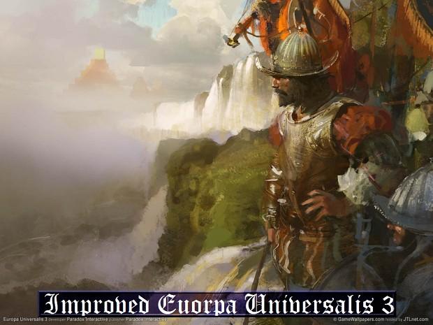 Improved Europa Universalis 3 v0.1 Complete