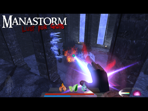 Manastorm: Lust for Guts (Early Release Version)