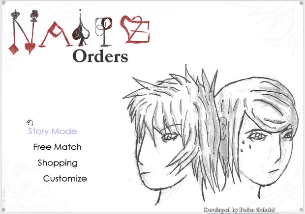 Naipe Orders Demo