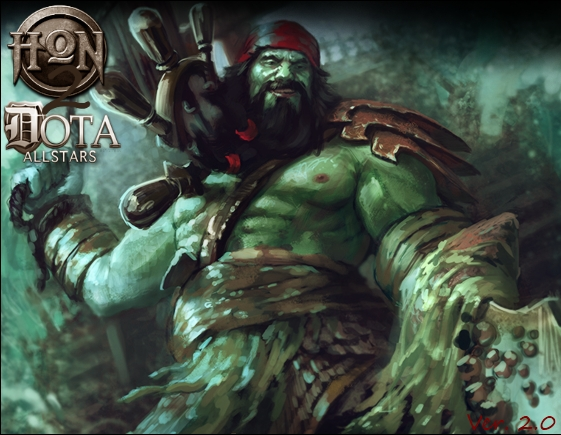 HoN2DotA 2.0 (OUTDATED) Download ver. 2.5 Instead