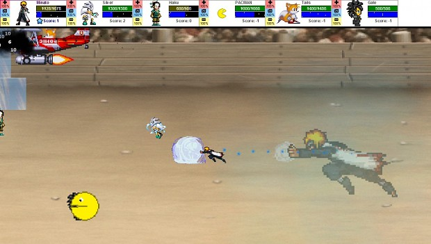Awesome Battle Version 13.1.5