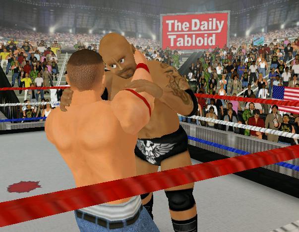 Wrestling MPire Remix (Career Edition)