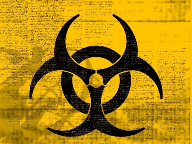 Biohazard (easter egg section)
