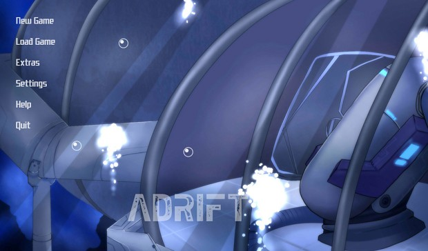 Adrift Visual Novel Multplatform Full Game