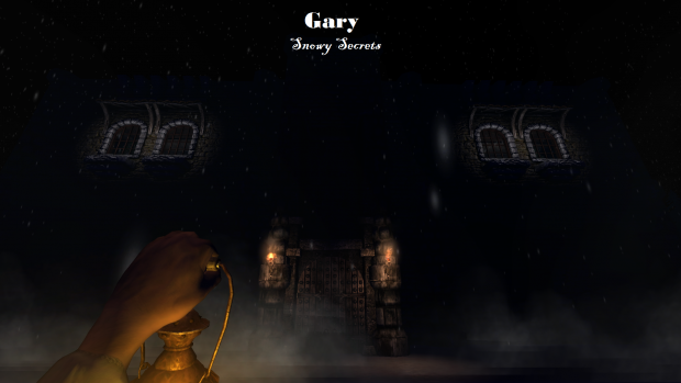 Gary - Snowy Secrets [Version 1.0]