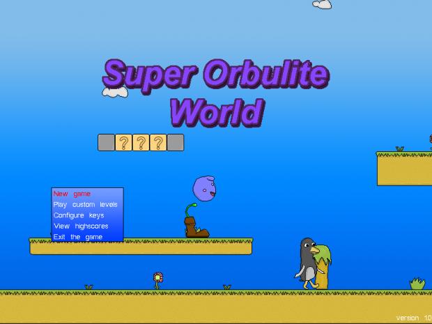 Super Orbulite World 1.0 (Win32)