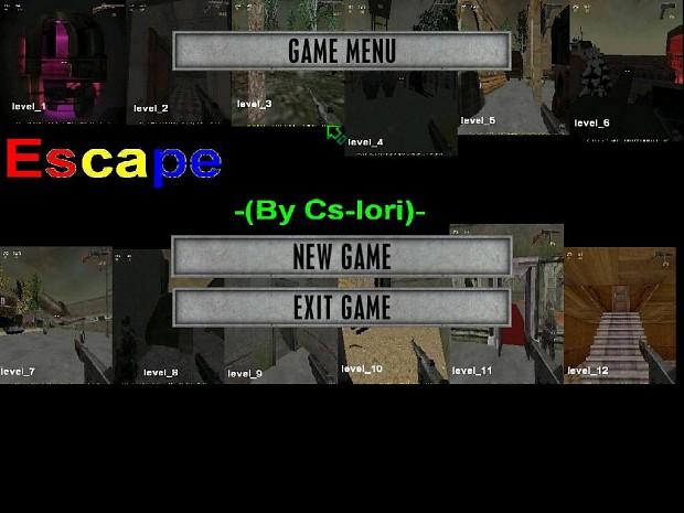 Escape-(By Cs-lori)-.Season-1