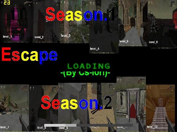 Escape-(By Cs-lori)-Season.2