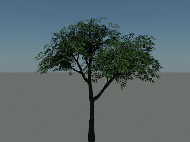Game ready tree