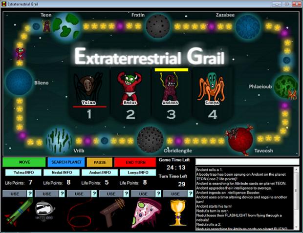 Extraterrestrial Grail version 1.1.0.2 (installer)