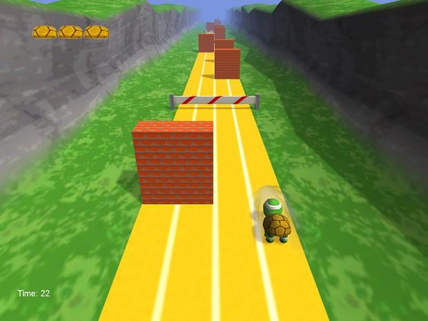 Hurdle Turtle 3D Beta 1
