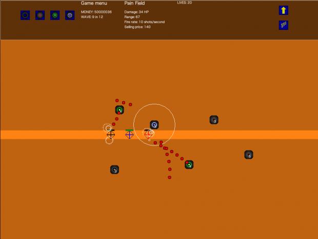 Shnuffle Defence Update 0.2.2