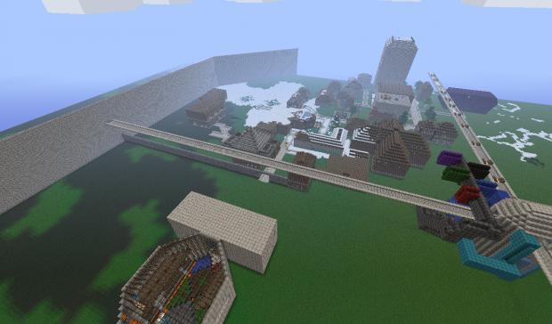 Octagon City V1.1