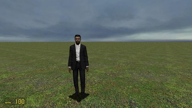 Suit Wearing Citizen