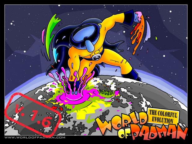 World of Padman v1.6 source code