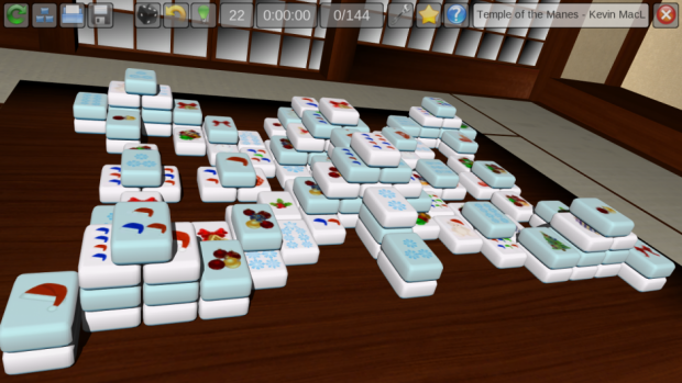 OGS Mahjong 1.0.1 for linux (64 bit)