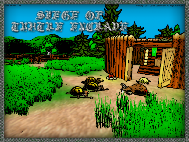 Siege of Turtle Enclave Alpha v0.1a
