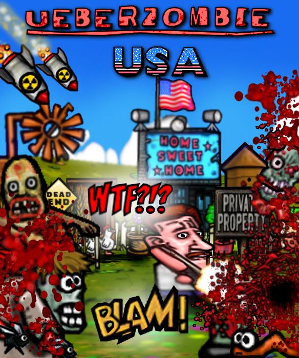 UBERZOMBIE USA - PC DEMO