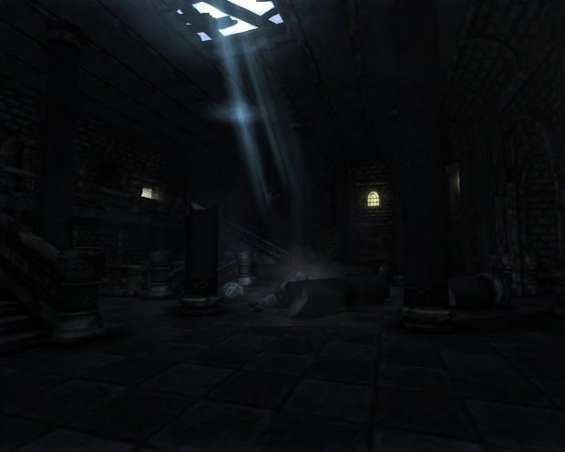 Amnesia Custom Story - Keep Progress Chapter One