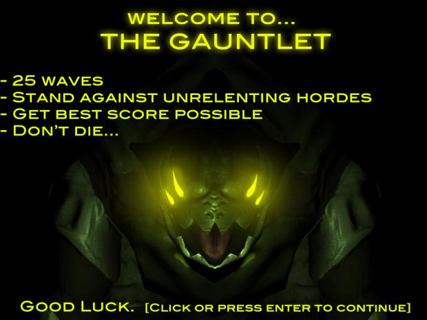 Noxious Gauntlet