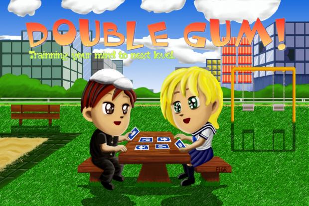 DoubleGum! Training your mind