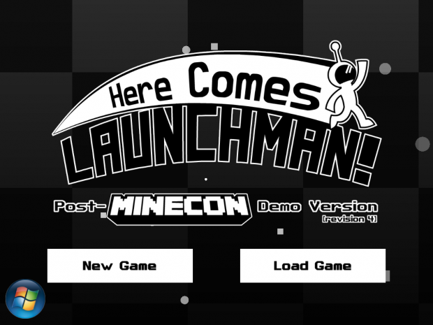 Here Comes Launchman Alpha Demo (Windows rev. 4)