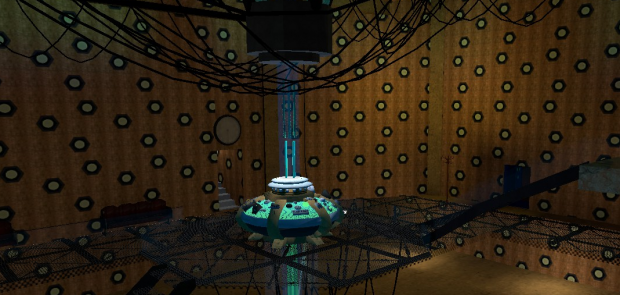 TARDIS Gmod Interior Last beta