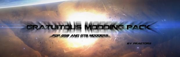 Gratuitous Pack of Sources for Modders by Praetors