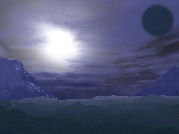 Antarctic Night