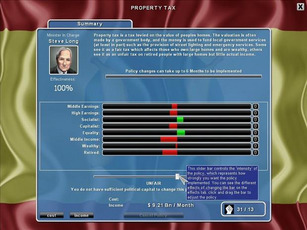 Democracy 2 Mac demo