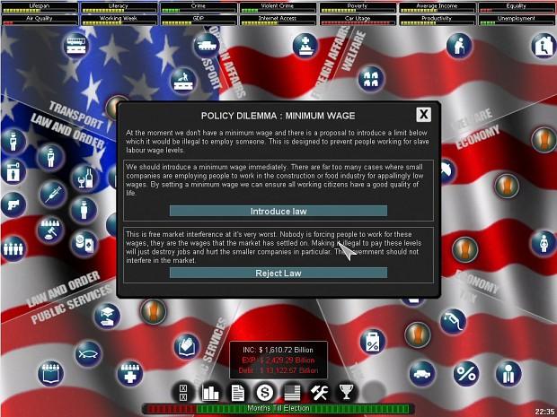 Democracy Mac demo