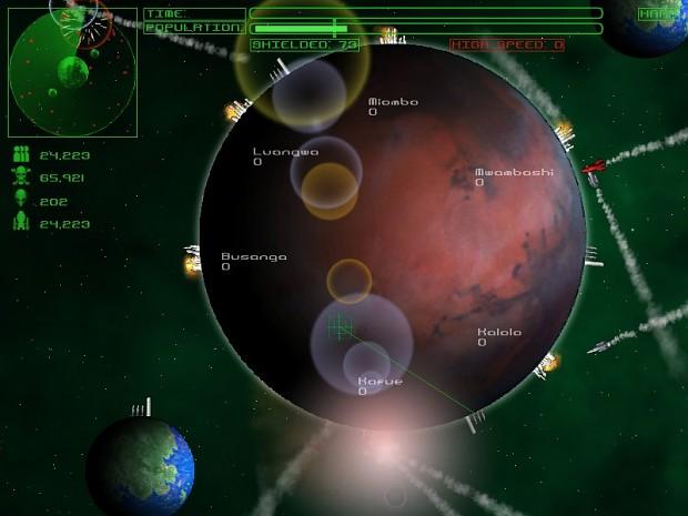 Planetary Defense Windows demo
