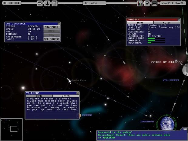 Starship Tycoon Windows demo