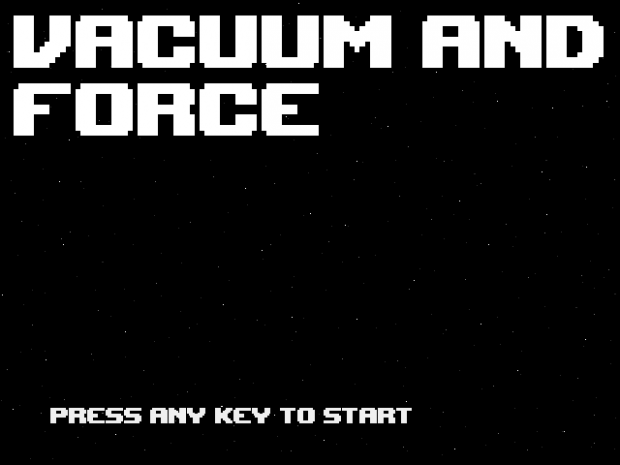 Vacuum and Force v1.0