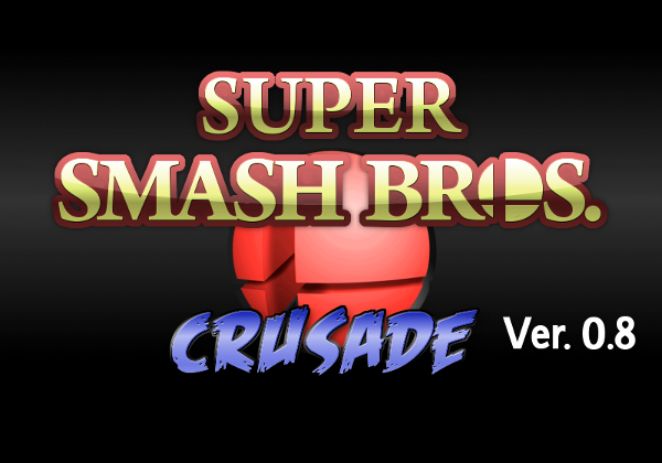 Super Smash Bros. Crusade ver. 0.8