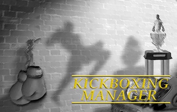 Kickboxing Manager Version 1.0