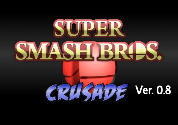 Super Smash Bros Crusade PATCH FILE (0.8.1)