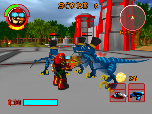 Dinocalypse Beta