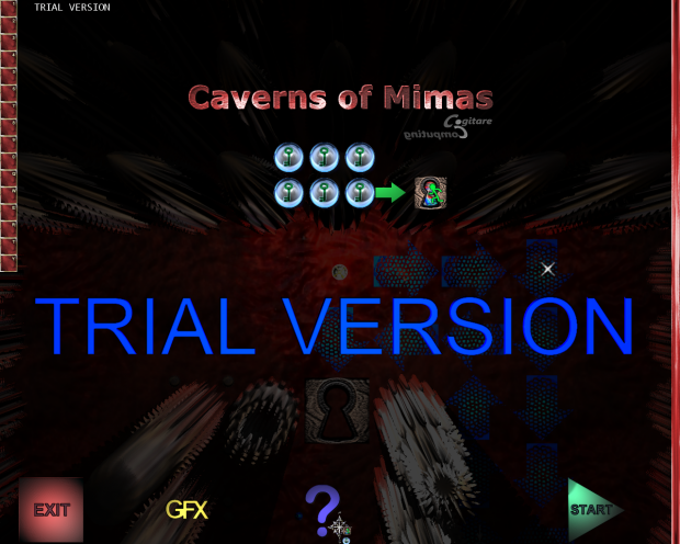 Caverns of Mimas trial version