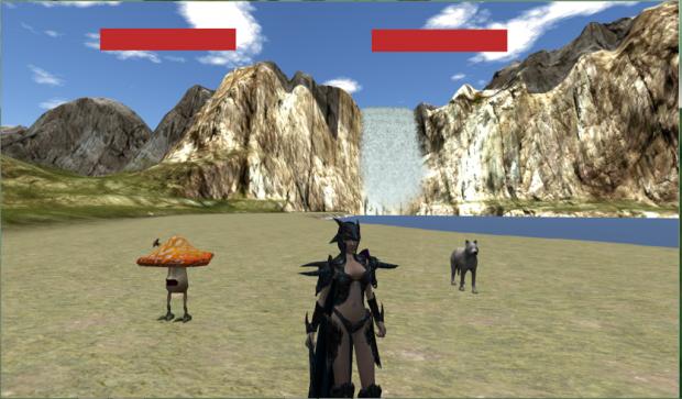 Elemental World 0.1a demo windows